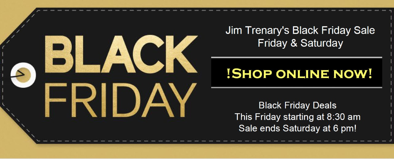 Jim Trenary Ford - Black Friday Event